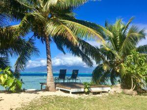 Lagoon French Polynesia