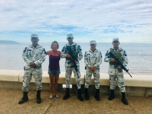 Safety in Puerto Vallarta Police officers